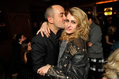 Alice Dellal and Saif Mahdhi