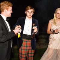 Patrick Wood, Henry Macpherson and Madeleine Norton