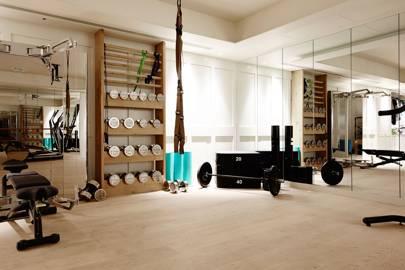 Poshest gym london bodyism notting hill james duigan tatler