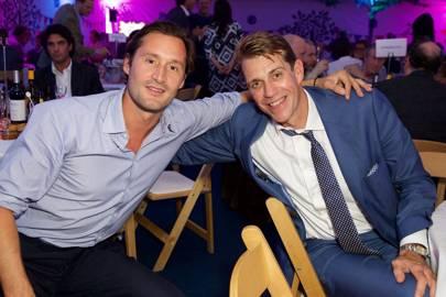 Tristan Hoare and Ben Elliot