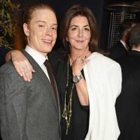 Freddie Fox and Kate Lenahan
