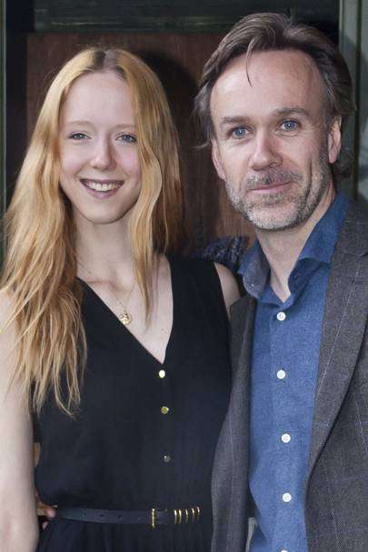 Morwenna Lytton Cobbold and Marcus Wareing