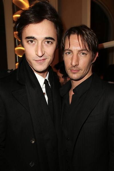 Daniele Cavalli and Benn Northover