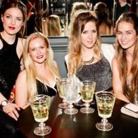 Connie Murphy, Katie Moulton, Sophie Guest and Amelia Leventhorpe