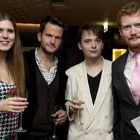 Faye Merralls, Tim Dickinson, Harry Evans and Alex Baker