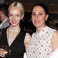 Christina de Briger, Genevive Welsh and Angela Stanzione