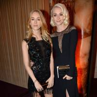 Mary Charteris and Portia Freeman