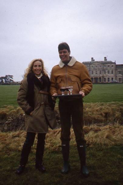 Countess St Aldwyn and Earl St Aldwyn