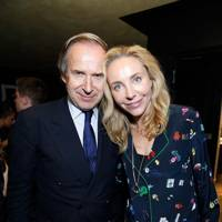 Simon de Pury and Michaela de Pury