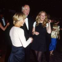 Lady Rice, Sir Tim Rice and Eva Rice