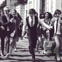 Harry Styles, Niall Horan, Liam Payne, Louis Tomlinson and Zayn Malik