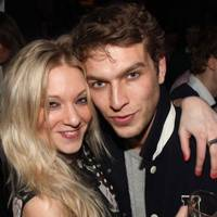 Lauren Waters and Josh Parkinson