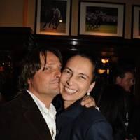 Andrea Vianini and Lucy Morello