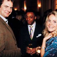 Charles Rayner, Paul Gladstone-Reid and Jessica Cecil-Wright