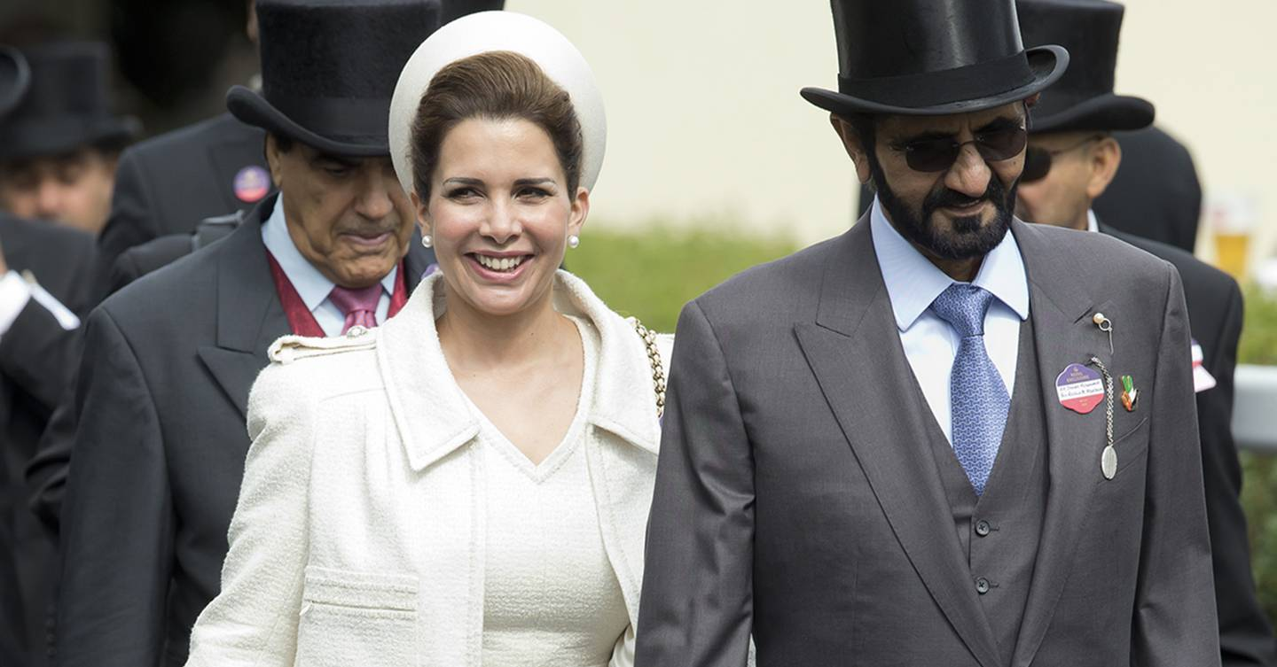 Princess Haya interview - wife of Emirate of Dubai Sheikh