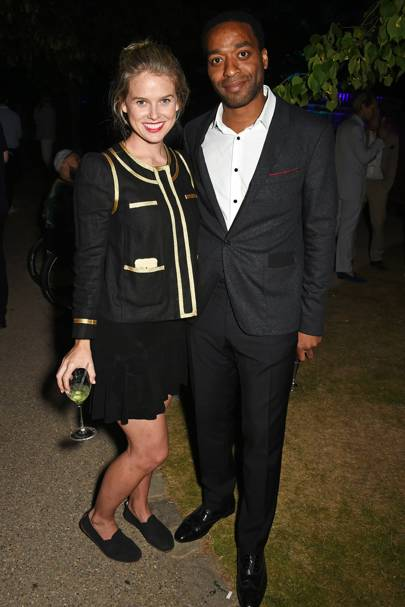 Alice Eve and Chiwetel Ejiofor