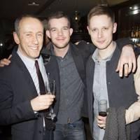 Nicholas Hytner, Russell Tovey and Samuel Barnett