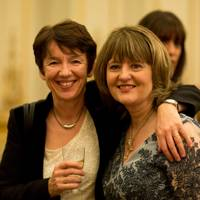 Dawn Airey and Baroness McDonagh