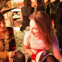 Louisa Jones and Sophia Money-Coutts
