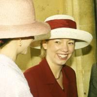 Mrs Nicholas Cheftel and Victoria Alers-Hankey