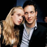 The Hon Mary Charteris and Lord Frederick Windsor