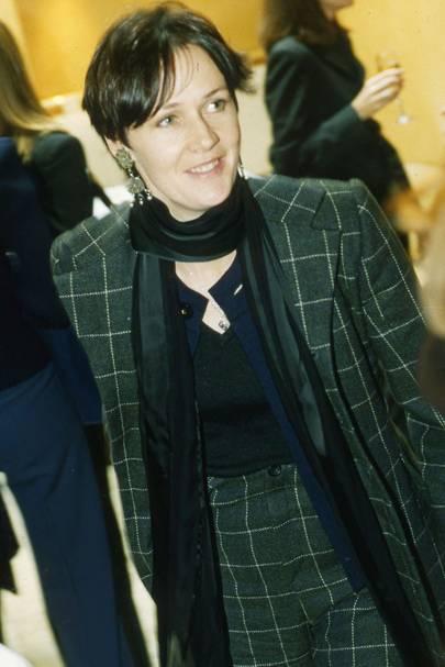 Mrs Bryan Ferry