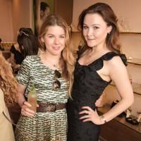 Tatiana Hambro and Amber Atherton
