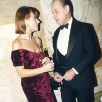 Helen Mirren and John Standing