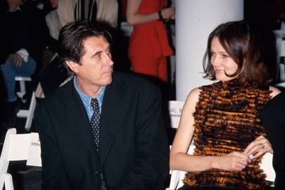 Bryan Ferry and Lucy Ferry, 1993