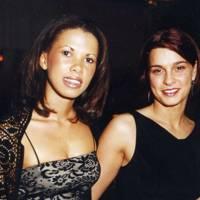 Rhea Samuel and Sandra Hanneman