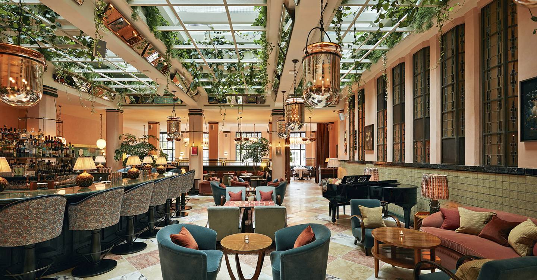 Soho House Amsterdam Hotel Review
