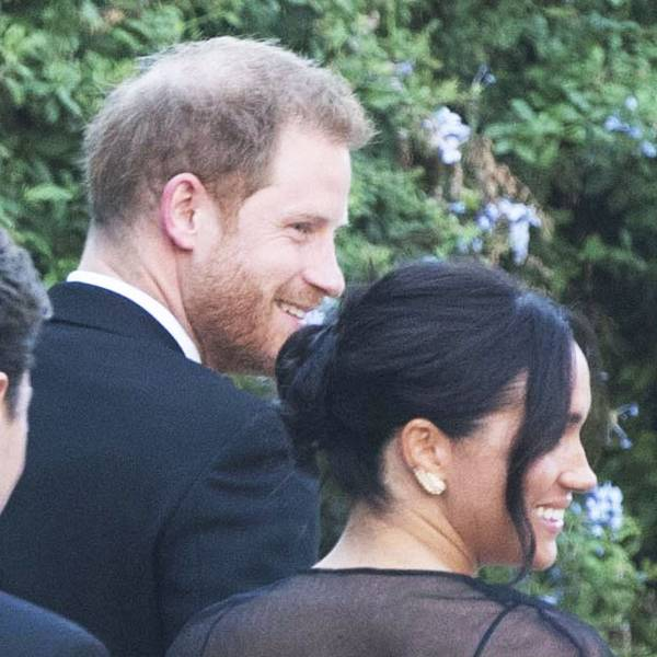 La Dolce Vita: Duke and Duchess of Sussex attend opulent Misha Nonoo wedding