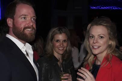 Alexander Stileman, Sophie Carter and Emma Buxton