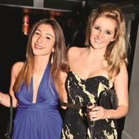 Isabella Chandris and Katy Roxburgh