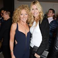 Kelly Hoppen and Melissa Odabash