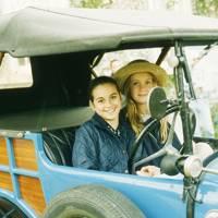 Saskia Boxford and Marissa Montgomery