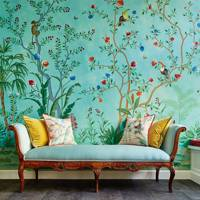 The wallpaper: As seen at Claridge's