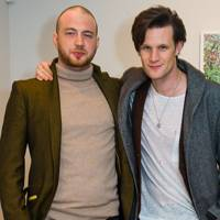 Tom Beard and Matt Smith