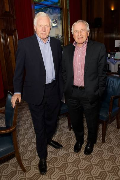 David Dimbleby and Jonathan Dimbleby