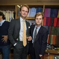 Harry Dent and Oliver Clarke