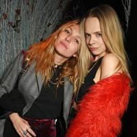 Josephine de la Baume and Jessica-Horwell