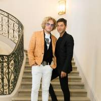 Peter Dundas and Evangelo Bousis