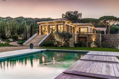 Villa Victoria, St Tropez