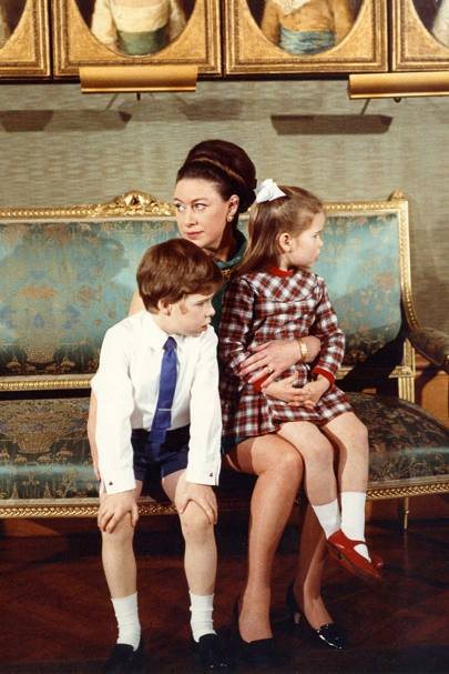 Princess Margaret's son to defend her party girl reputation in new biography