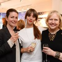 Sophie Coryndon, Helen Amy Murray and Helen Chislett