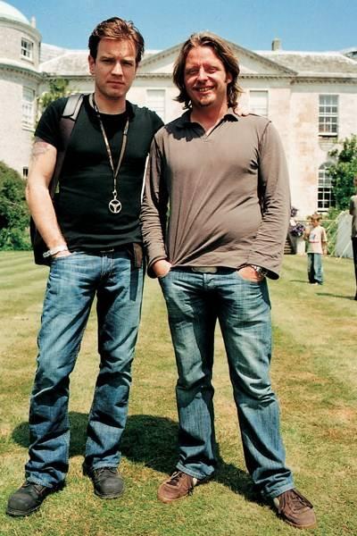 Ewan McGregor and Charley Boorman