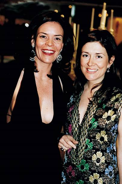 Mariella Lindemann and Princess Nicolas Guedroitz