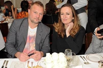 Juergen Teller and Lucy Yeomans