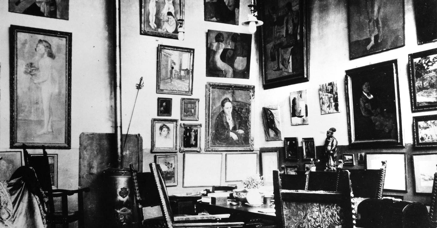 Gertrude Stein, an influential figure of the early 20th century art scene, is the focus of Cork Street exhibition