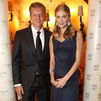 George Koutsolioutsos and Donna Air